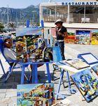 Kunstmaler in Calvi