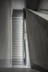 Kunstmuseum Chur_Blick ins Treppenhaus
