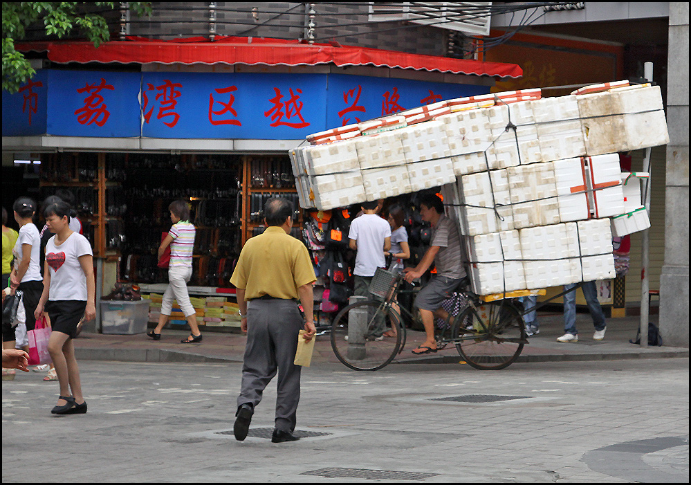 Kunstradfahren- Guangzhou/ China