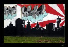 Kunstwerk in Dortmund-Deusen