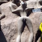 Kunstwerke an der Copacabana