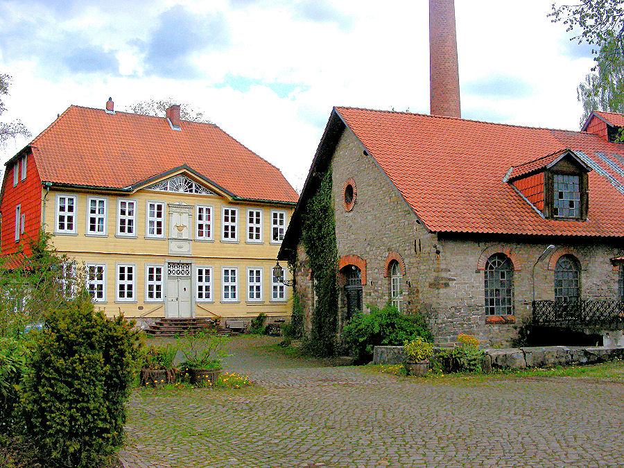 Kupferhammer Jorns in Osterode/Harz