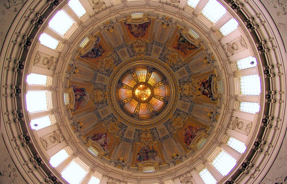 Kuppel d. Berliner Domes