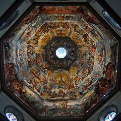 Kuppel des Domes in Florenz