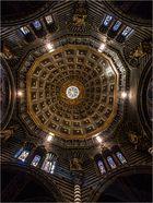 Kuppel des Doms in Siena