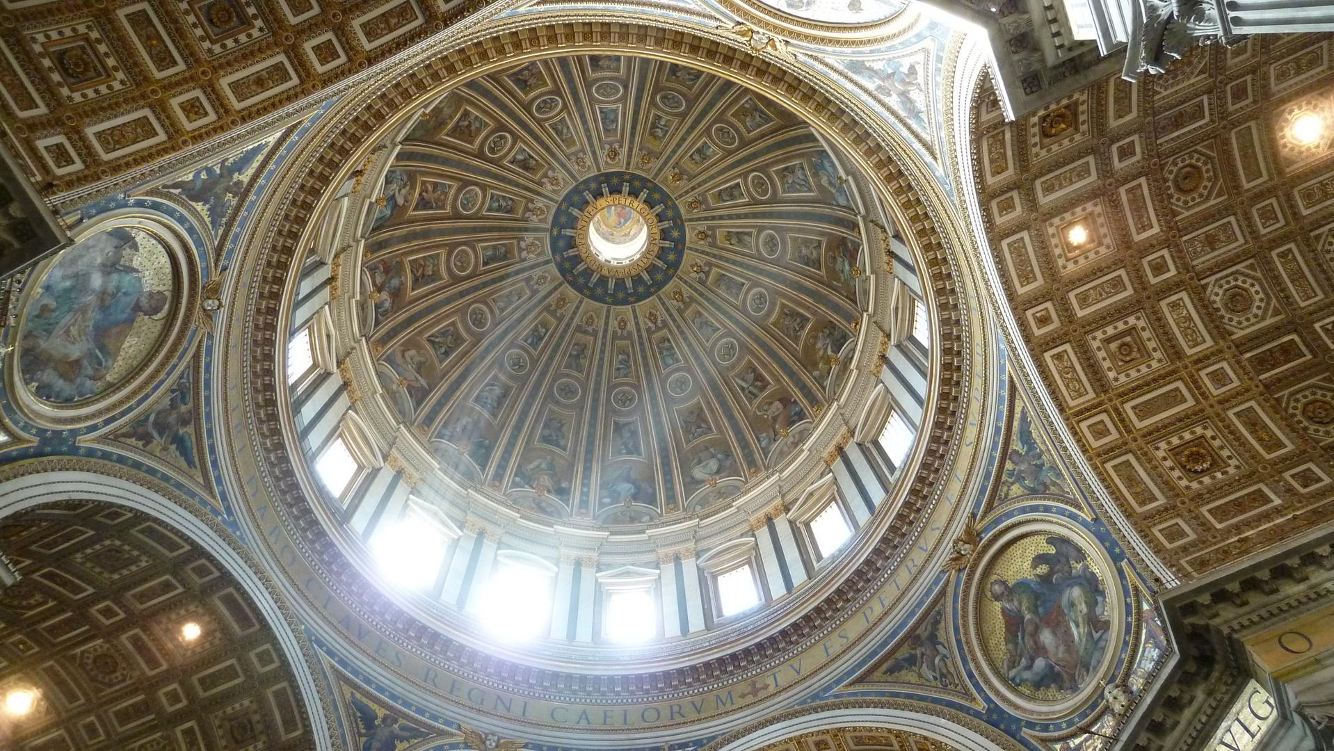 Kuppel des Petersdomes