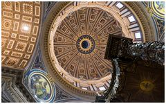 Kuppel des Petersdoms
