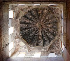 Kuppel in der Alhambra