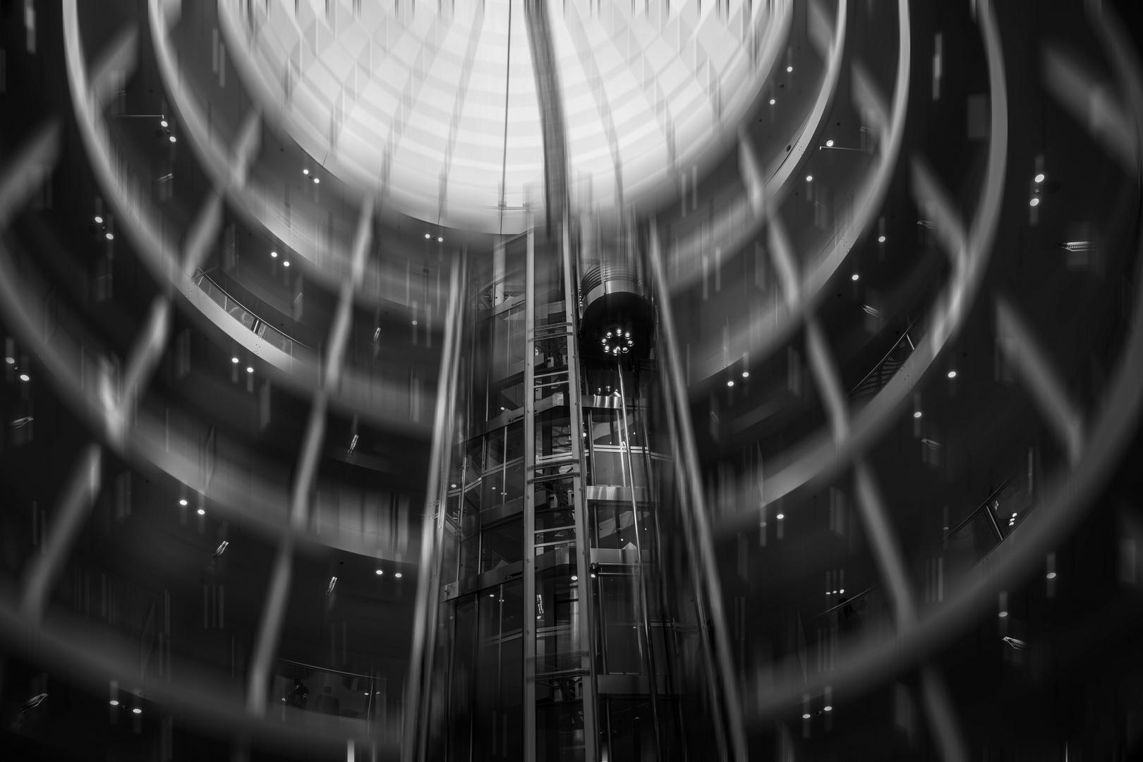 Kuppel in Stuttgart .