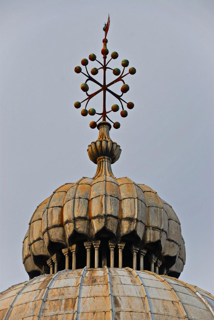 Kuppel von San Marco