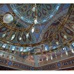 Kuppelblick (Merkez-Moschee)