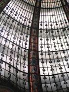Kuppeldach der Galeries de Lafayette