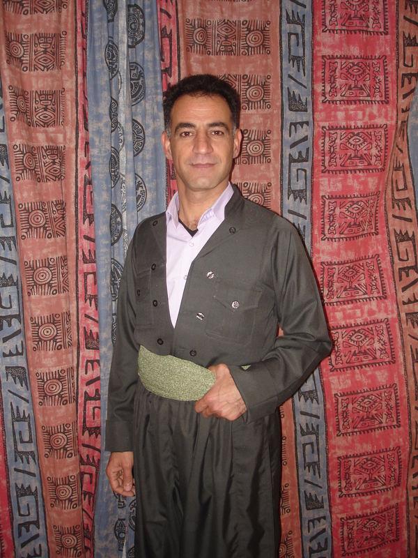 Kurdish clothes
