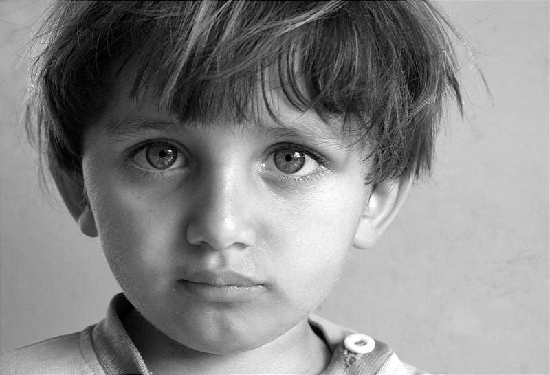 Kurdish'child