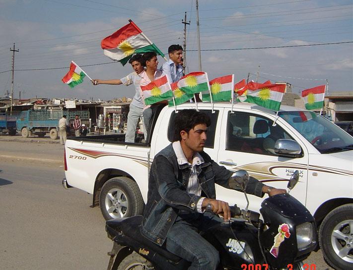 Kurdistan/Iraq