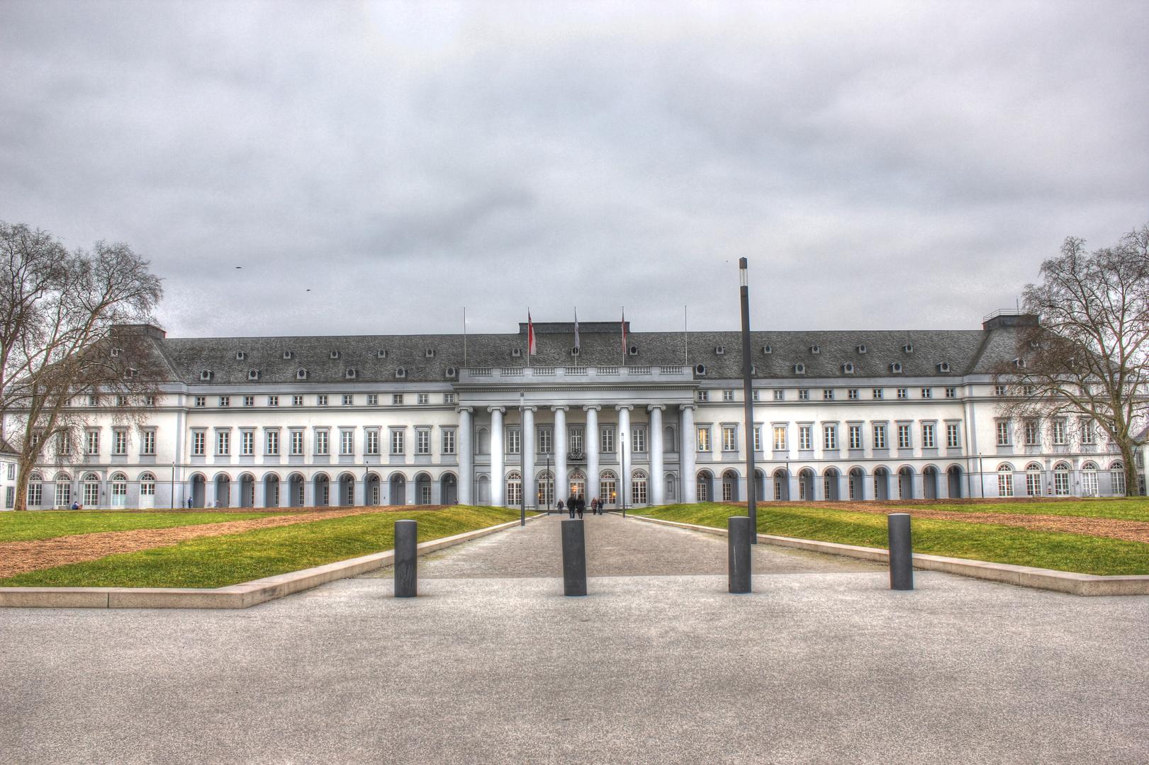 Kurfürstliche Schloß Koblenz