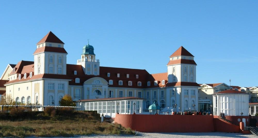 Kurhaus von Binz