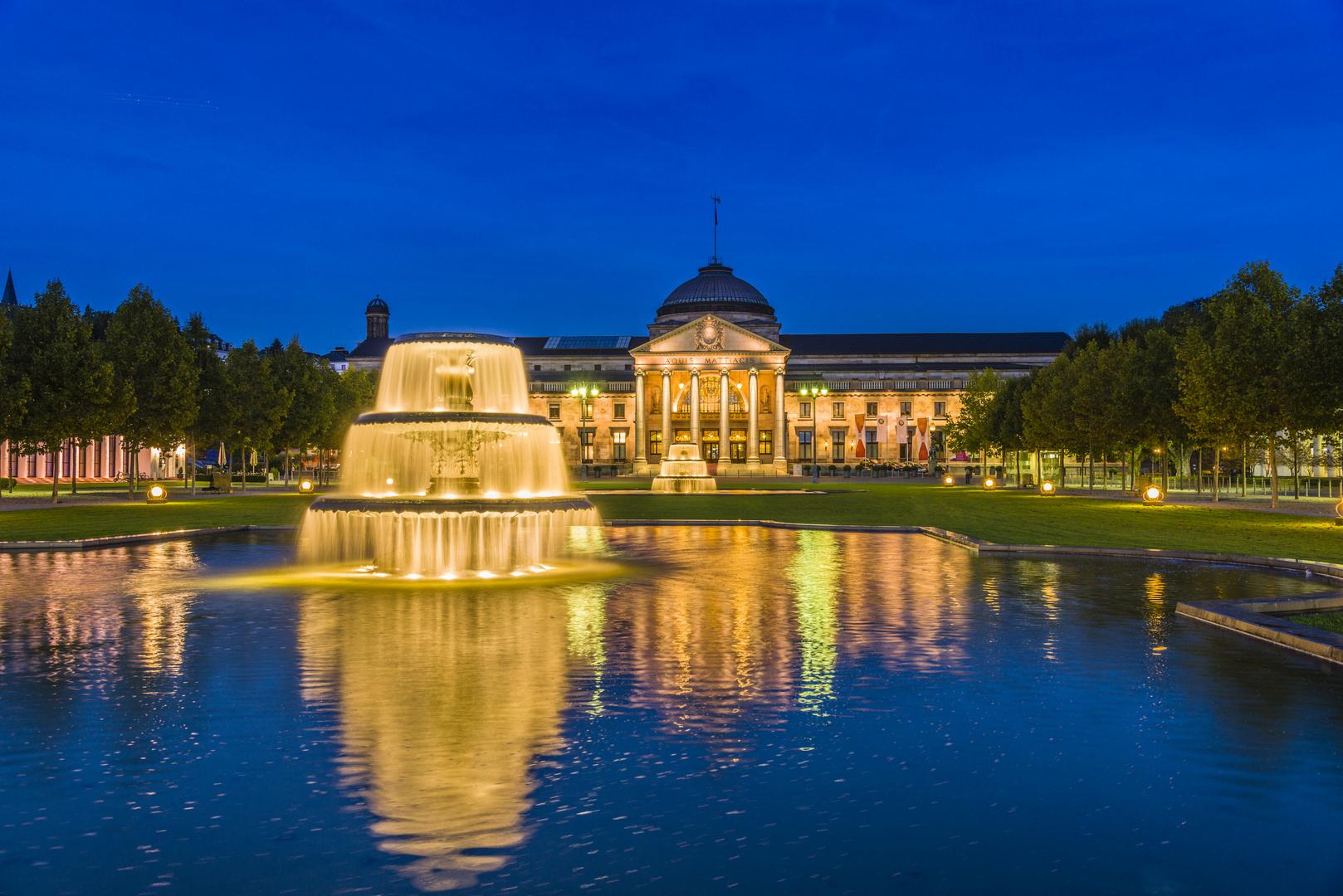 Kurhausplatz Wiesbaden