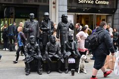Kurioses in Dublin...
