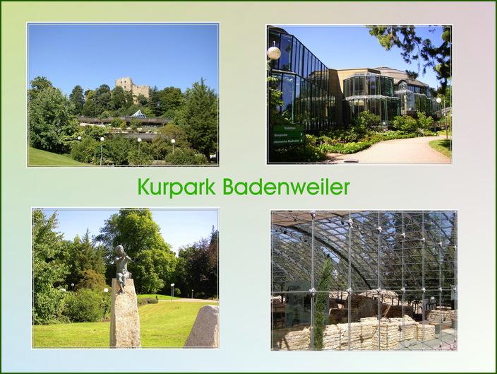 Kurpark in Badenweiler