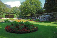 Kurpark von Garmisch