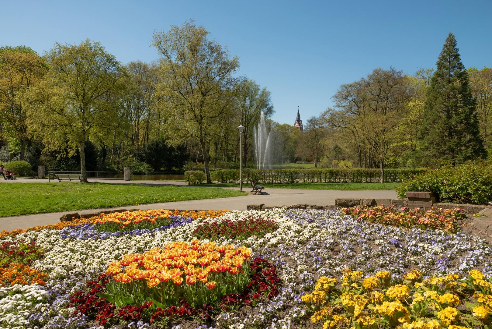 Kurpark Wilhelmshaven