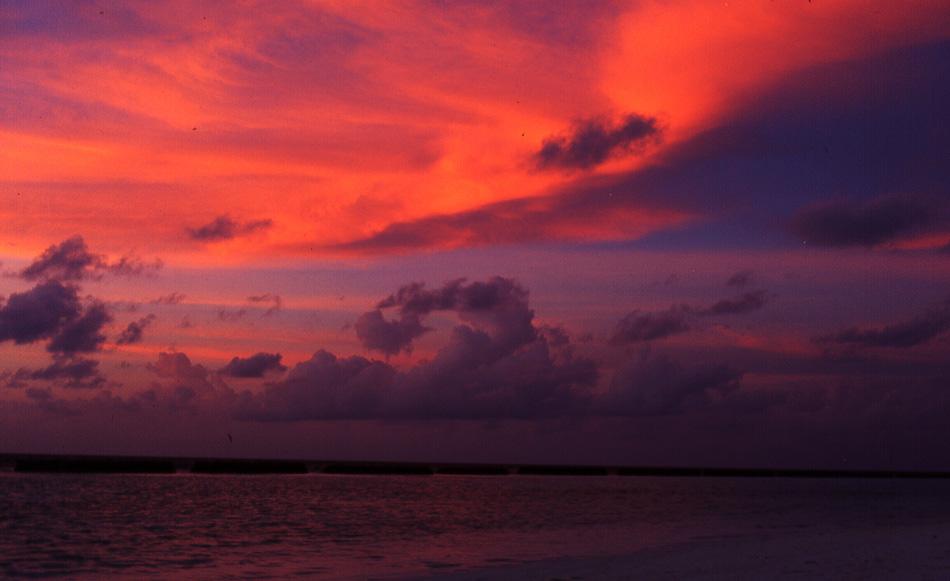 Kurumba Sunset