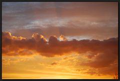 ...kurz bevor die Sonne kam...