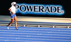 kurz vorm start -IAAF-