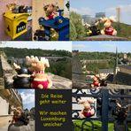Kurzbesuch in Luxemburg