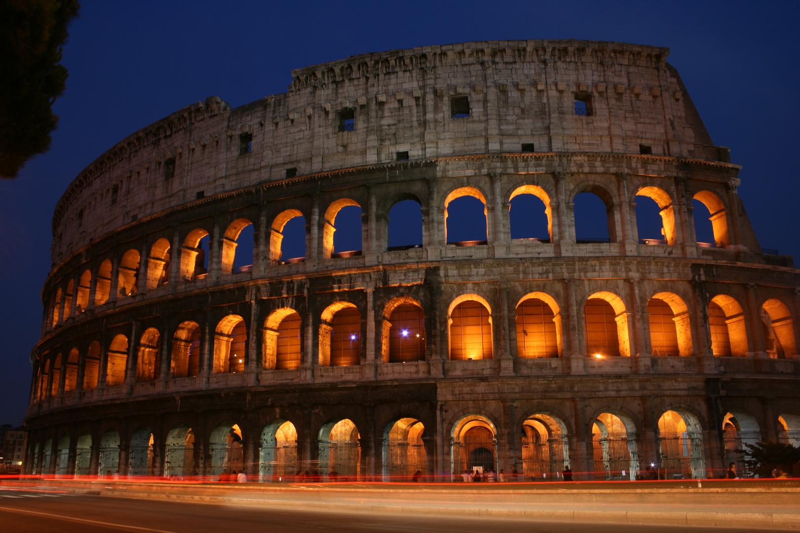 kurzer Stop in Rom