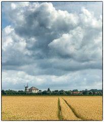 Kurzer Weg zur Mühle