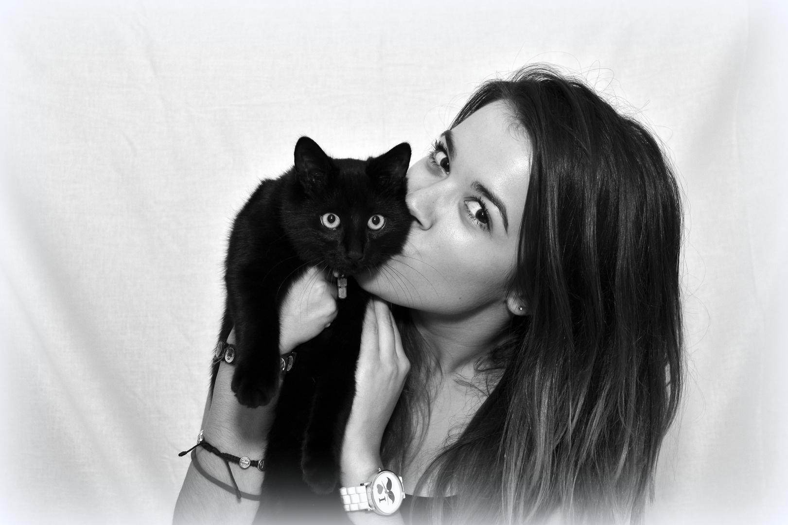 Kuss für Miro