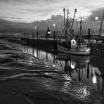 Kutterhafen in Wremen