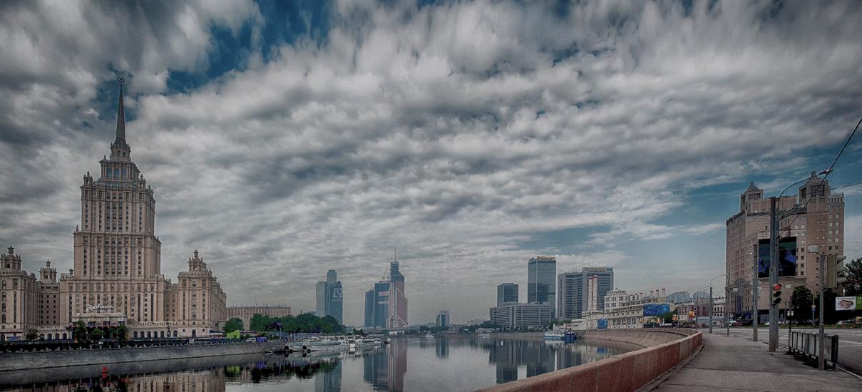 Kutuzovsky Avenue - Moscow