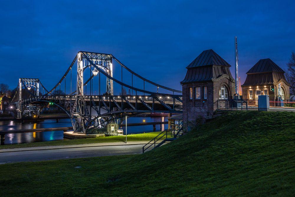 KW-Brücke.