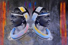 KWA-NDEBELE portrait