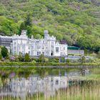 Kylemore Abbey in Connemara / Irland