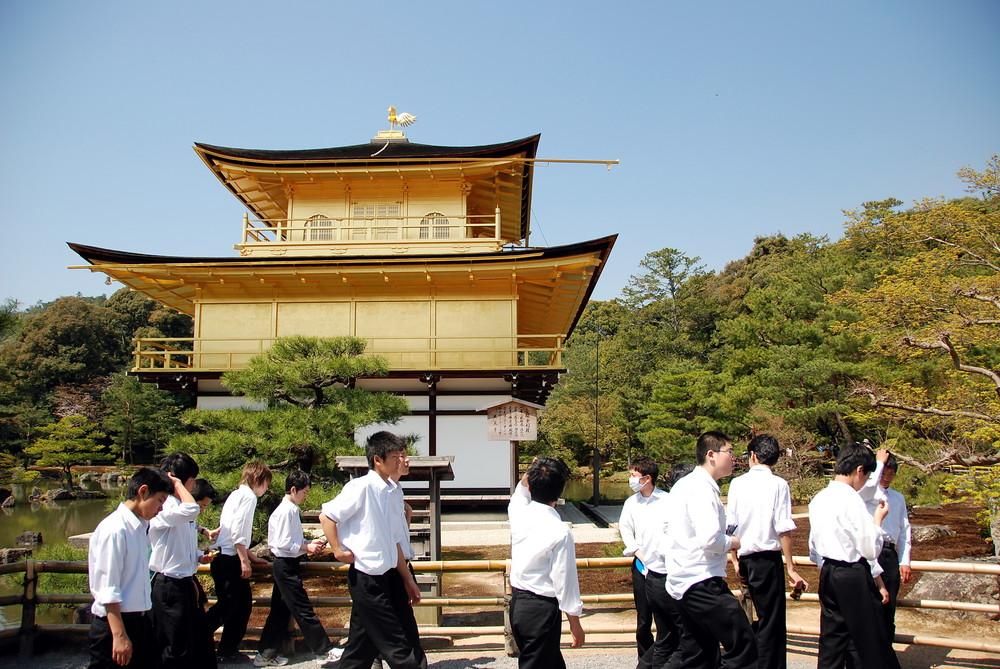 Kyoto - Kinkaka-ji temple