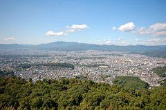 Kyoto vom Daimonji-yama