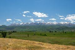 Kyrgyz Alatoo Gebirgskette