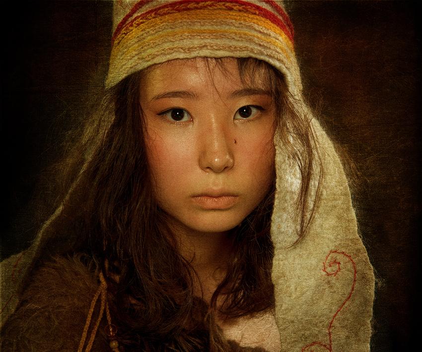 Kyrgyz Girl Photo  Image  Portrait, Women, People Images At Photo Community-8367