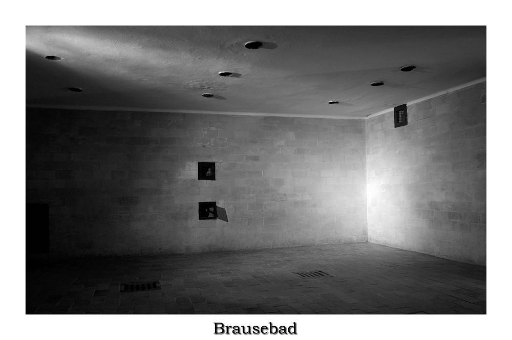 KZ Dachau - Baracke X