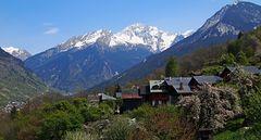 l air pur et vivifiant de la montagne....