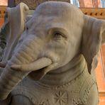 L' elefantino del Bernini...in piazza della Minerva