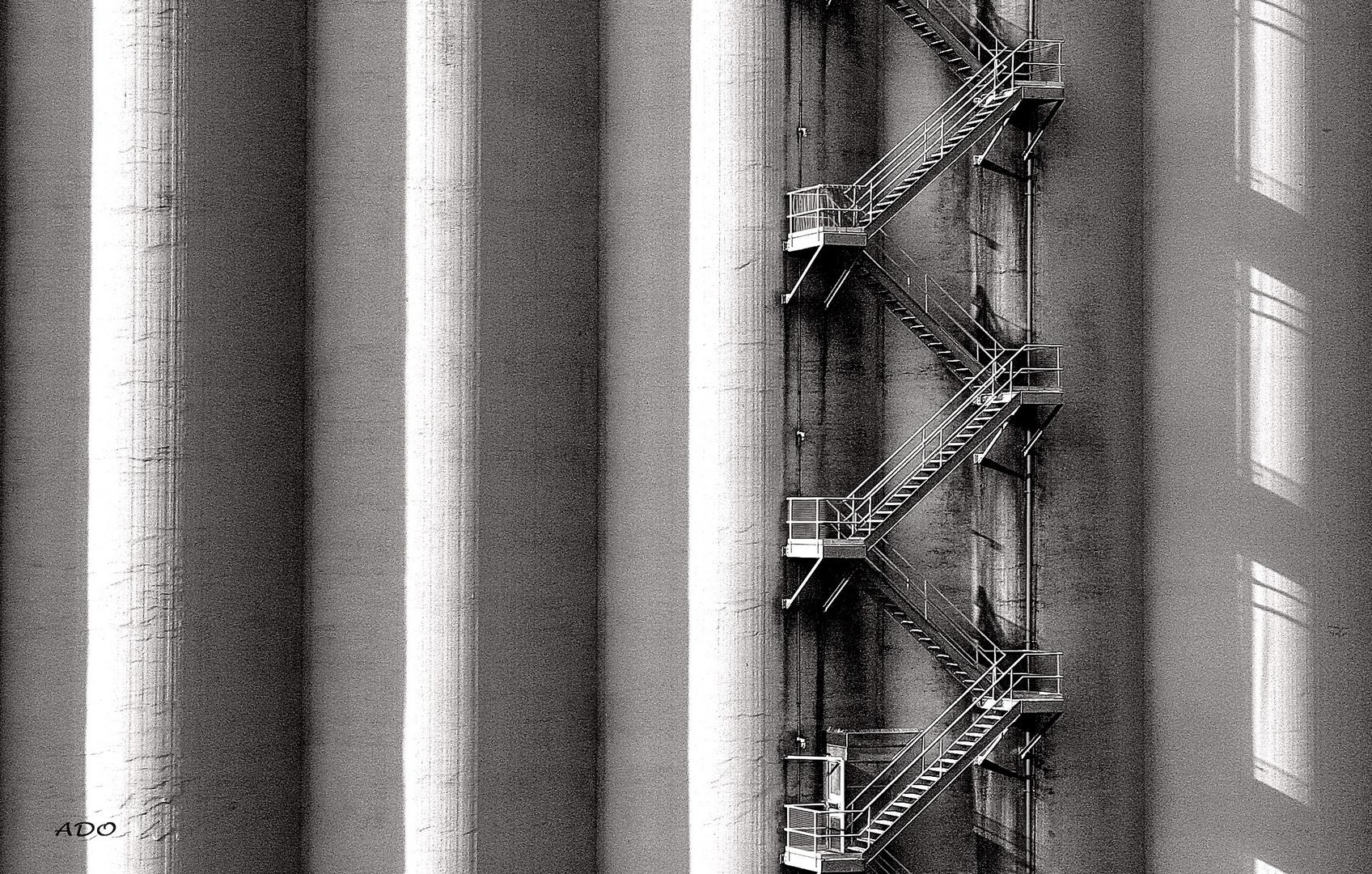 l' escaliers