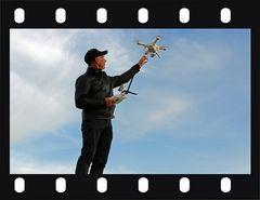 l homme qui filmait sur les ailes des goélands...