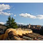 La Alhambra a vista de Gato