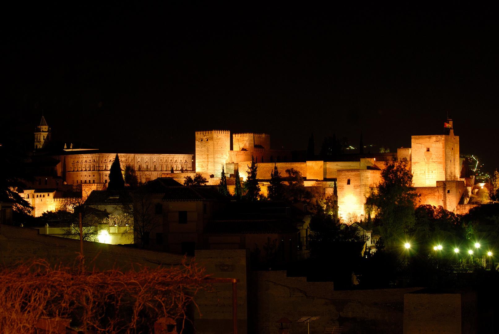 LA ALHAMBRA NIGHT
