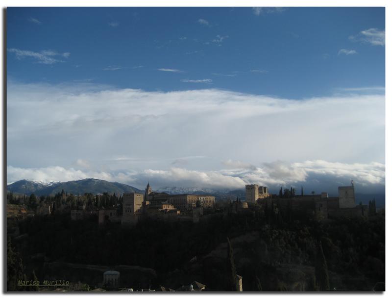 La Alhambra.Granada
